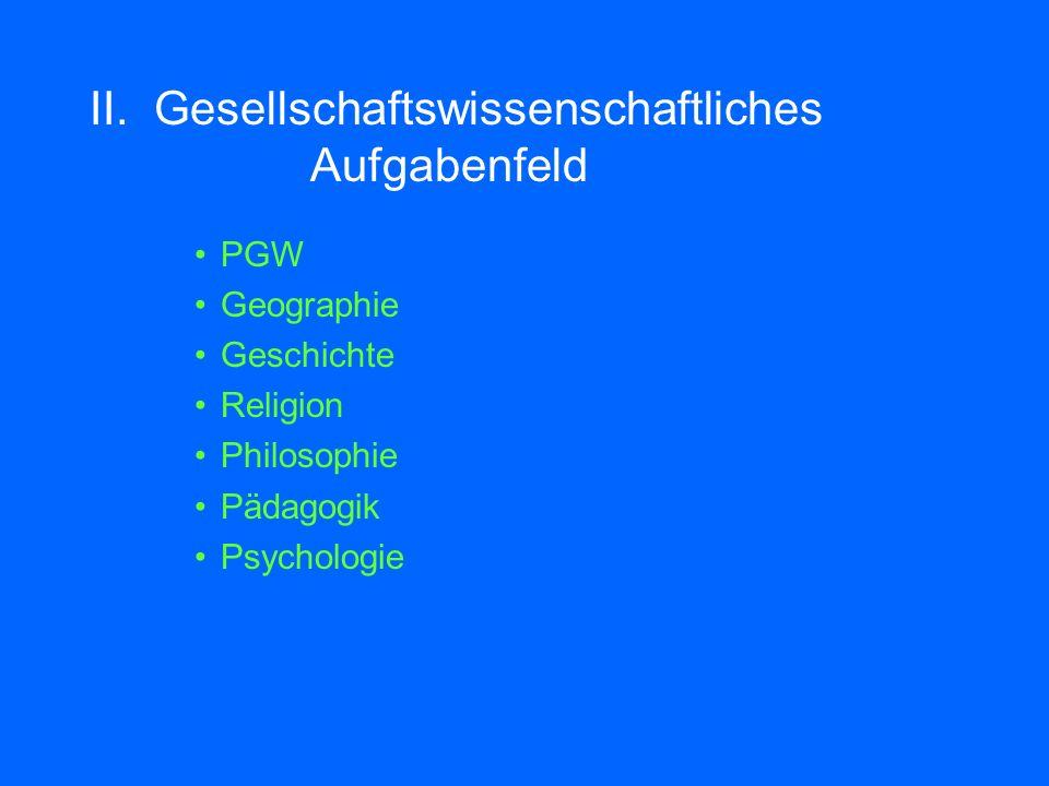 III.Mathematisch – naturwissenschaftl.