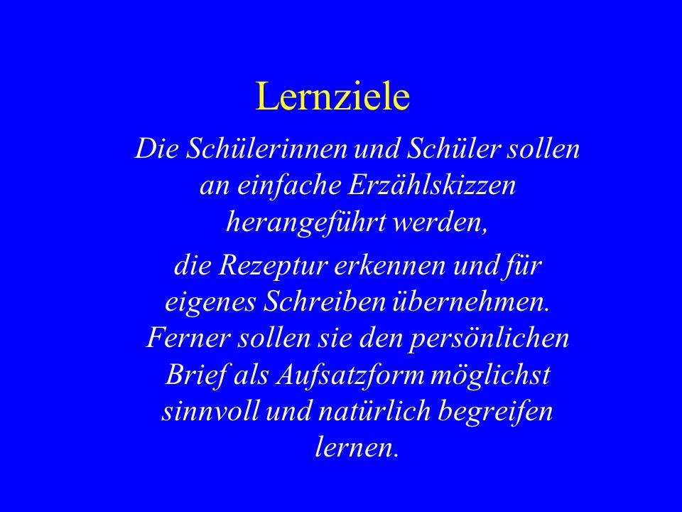 Einführung Als Einführung diente ein Brief von Ilse Kleberger, der ihrem Erzählband Erzähl mir von Melong (www.deutsch-digital.de/ Literatur im Netz) als Motto vorangestellt ist.