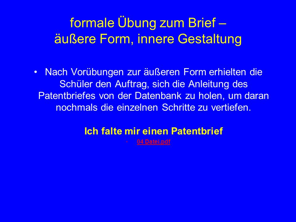 Schreibanlass – Lesephase – Texterschließung Als Text wurde Das Bubenfest aus dem Erzählband von Ilse Kleberger ausgewählt.