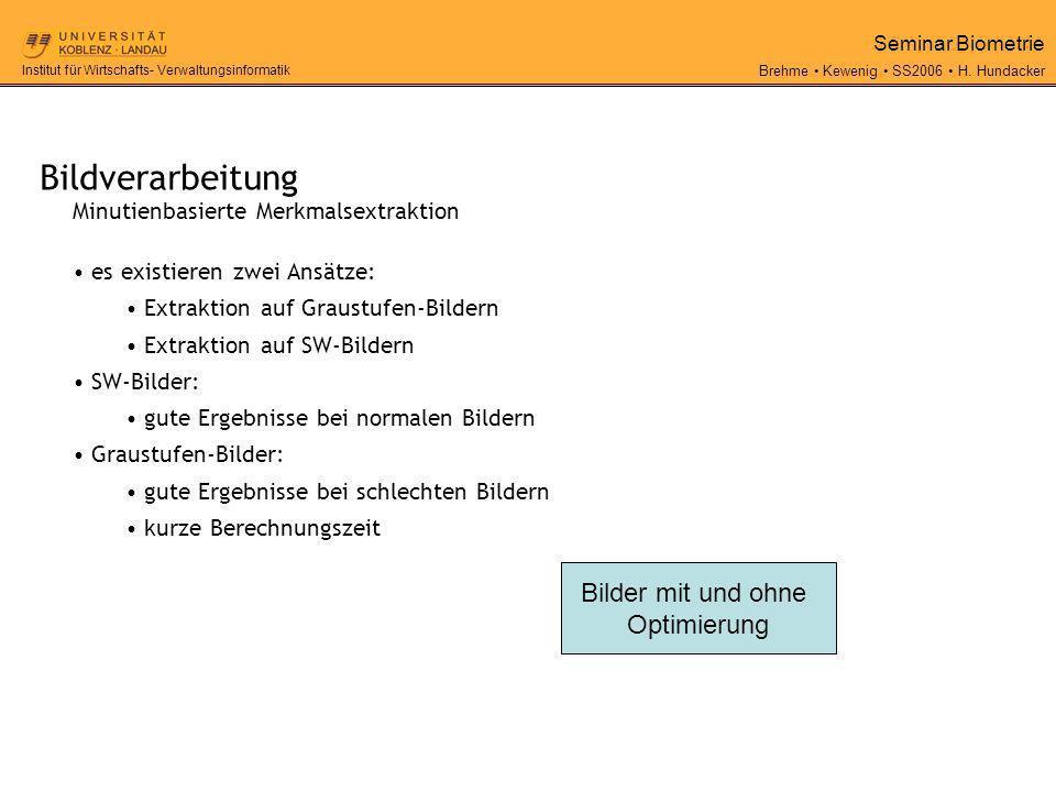 Seminar Biometrie Brehme Kewenig SS2006 H.