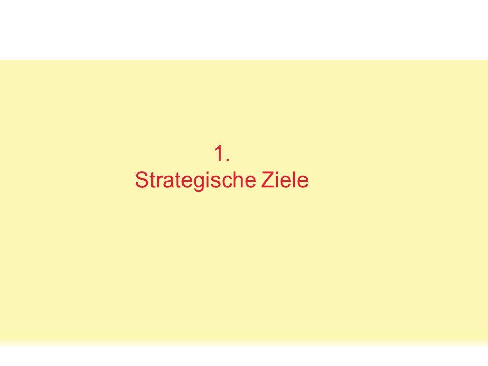 oncampus Oct. 08p. 2 Status Quo: Das Netzwerkvisual. 1. Strategische Ziele