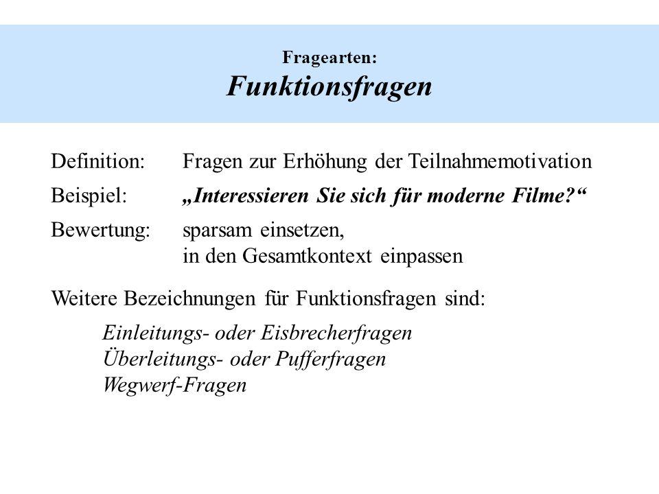 Hinweise zur Frageformulierung: Wissensfragen und Kompetenz des Befragten Wie heißt der Finanzminister von Rheinland-Pfalz.