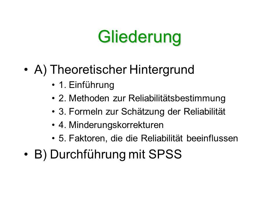 A)Theoretischer Hintergrund – 1.