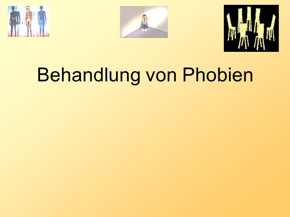Behandlung von Phobien