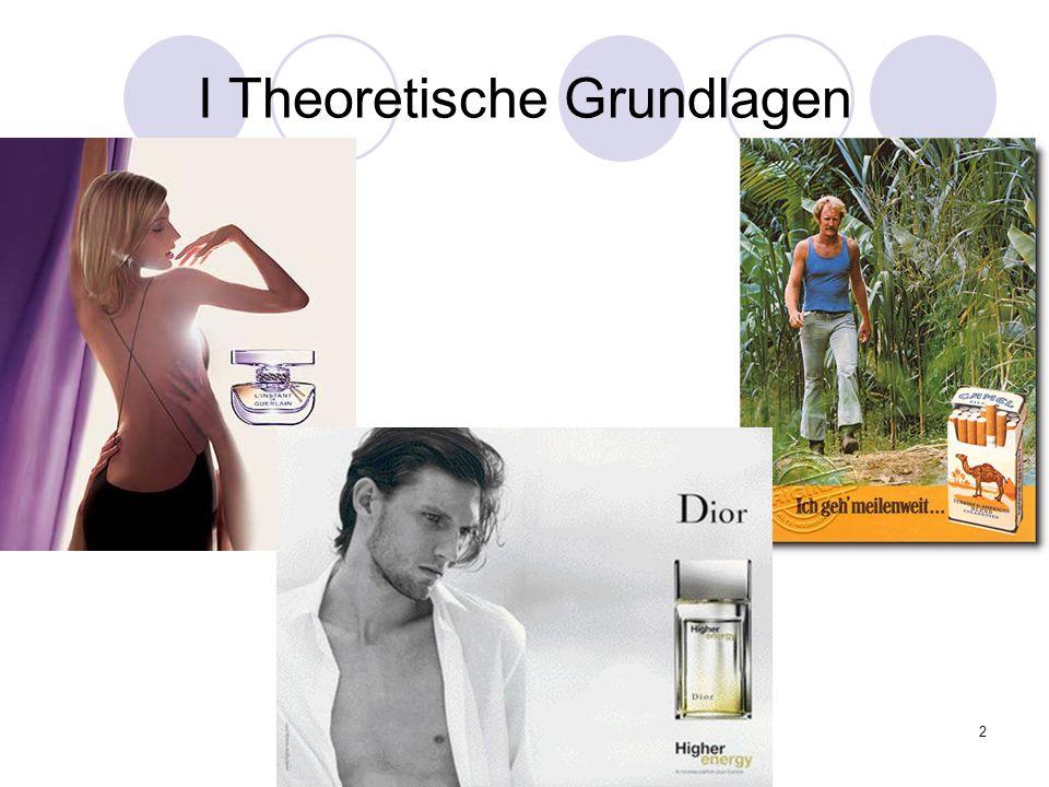 2 I Theoretische Grundlagen