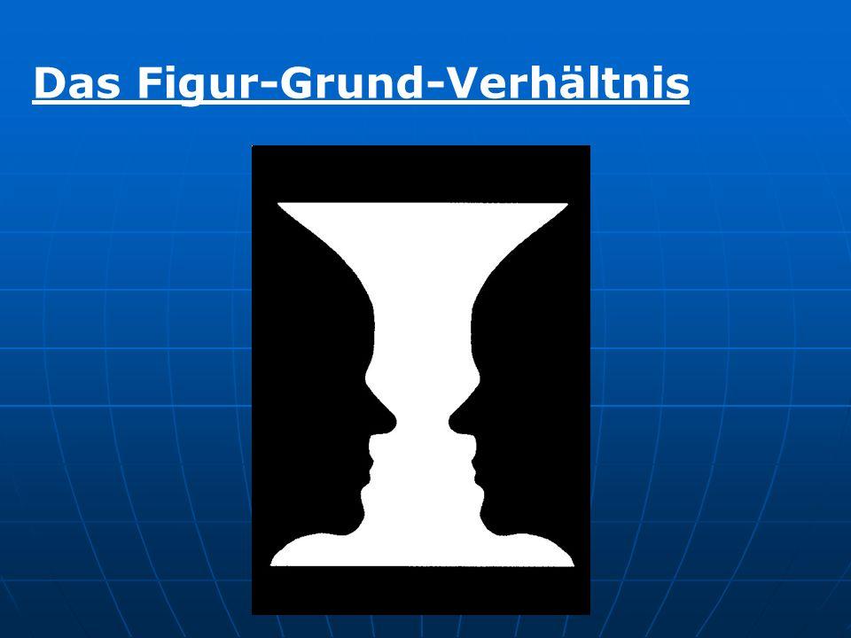 Das Figur-Grund-Verhältnis