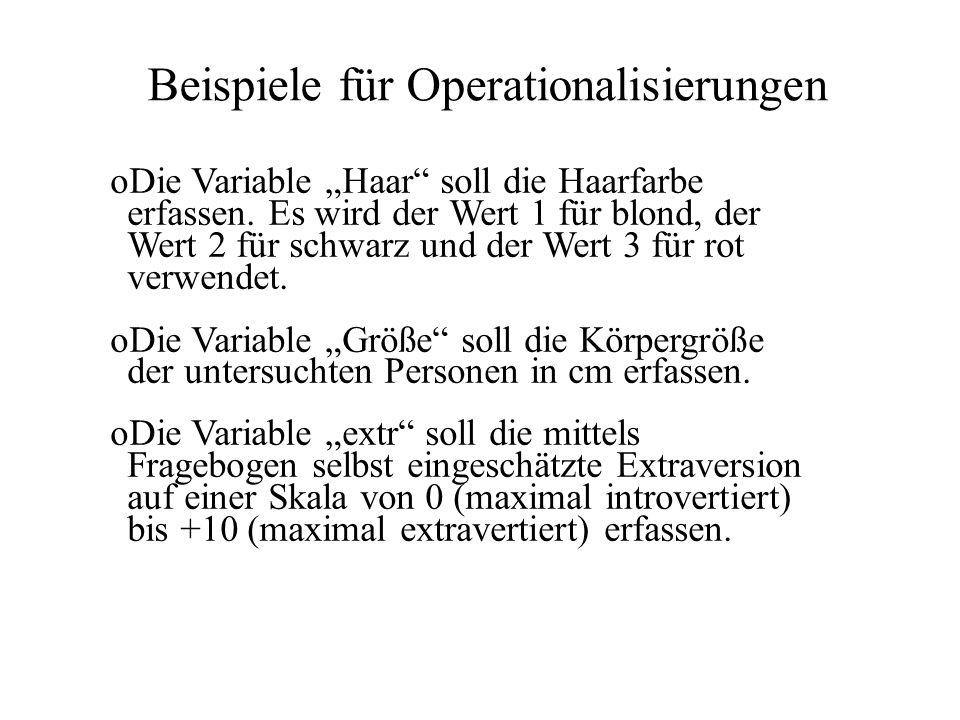 Abstrakte Definition Messung Zuordnung von Zahlen zu Objekten oder Ereignissen, sofern dieser Zuordnung eine homomorphe Abbildung eines empirischen Relativs in ein numerisches Relativ ist.