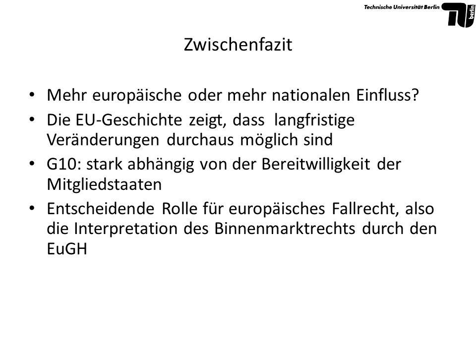 Richtlinie 2001/83/EG : Market Authorisation European authorisation procedures : – Centralised (through EMEA), decentralised (through national Medicines Agency, e.g.