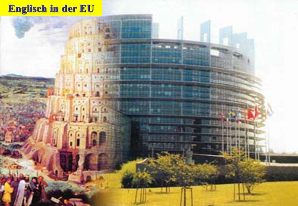 Englisch in der EU