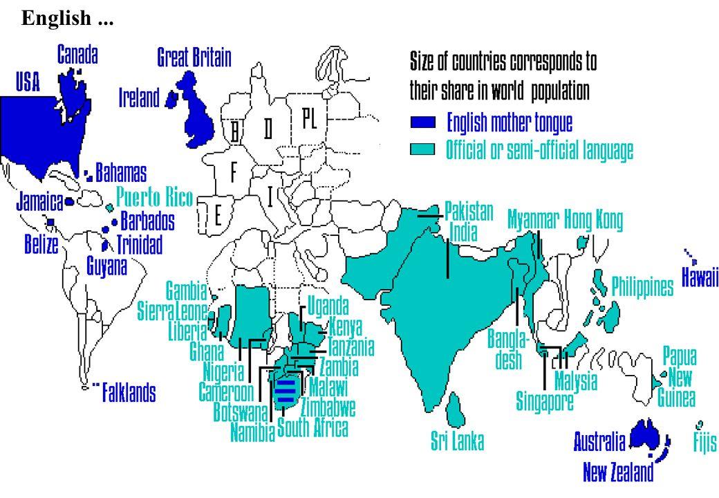 Kommission: Ausgangssprachen von Übersetzungen in %Englisch Französisch Deutsch © KH Stoll 2005, Zahlen: DGT 2007