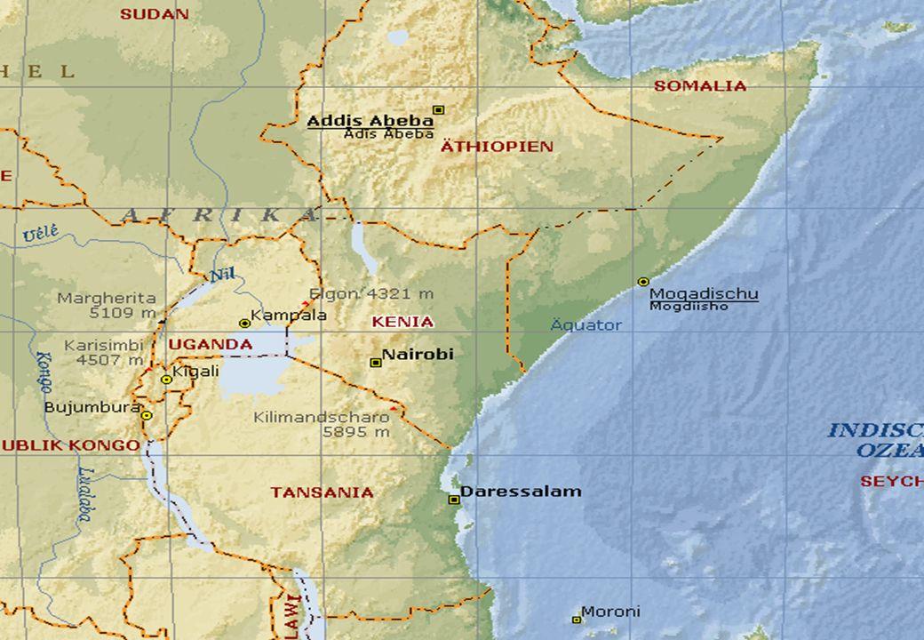 Ostafrika 4. Ostafrika