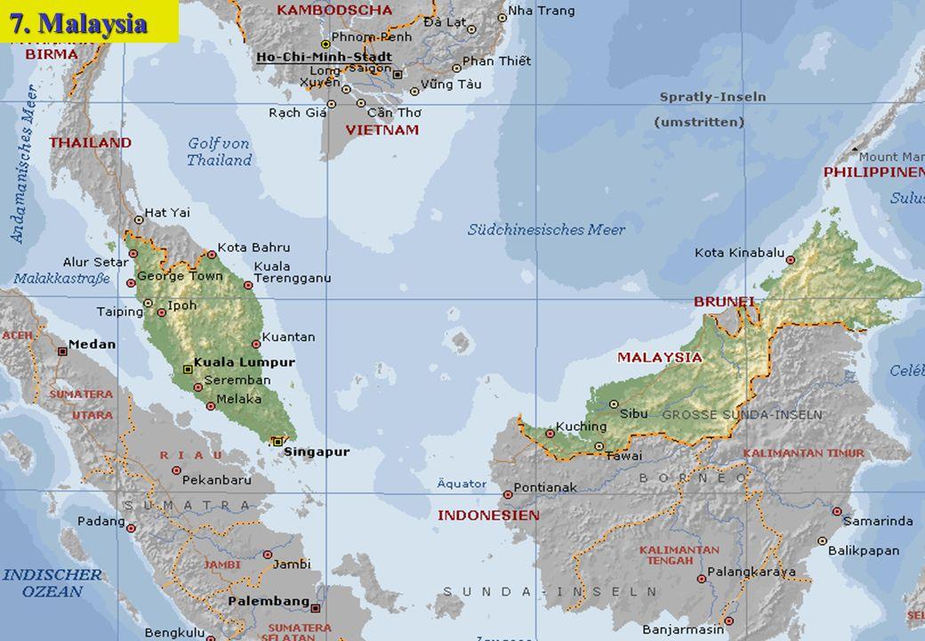 7. Malaysia