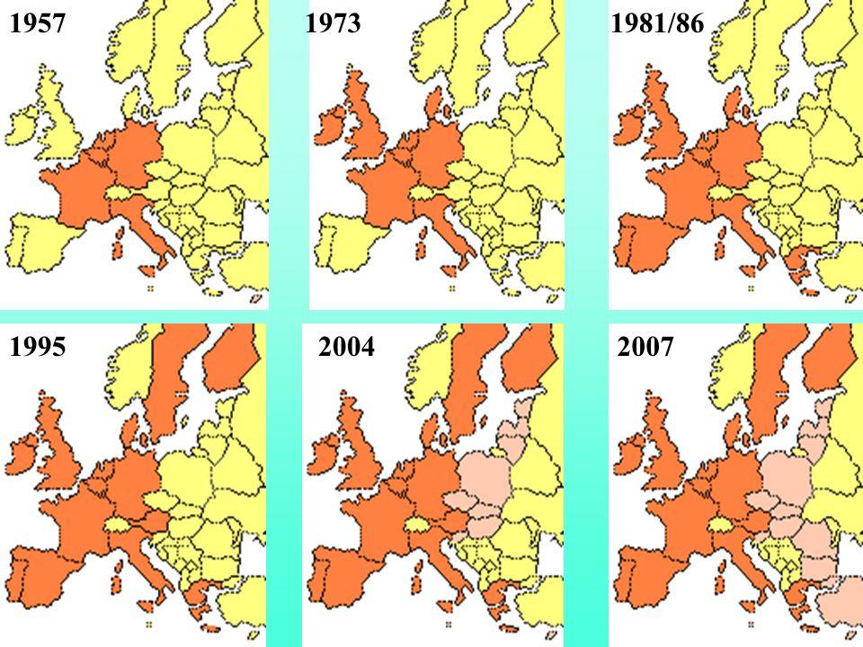 1957 1995 19731981/86 20072004