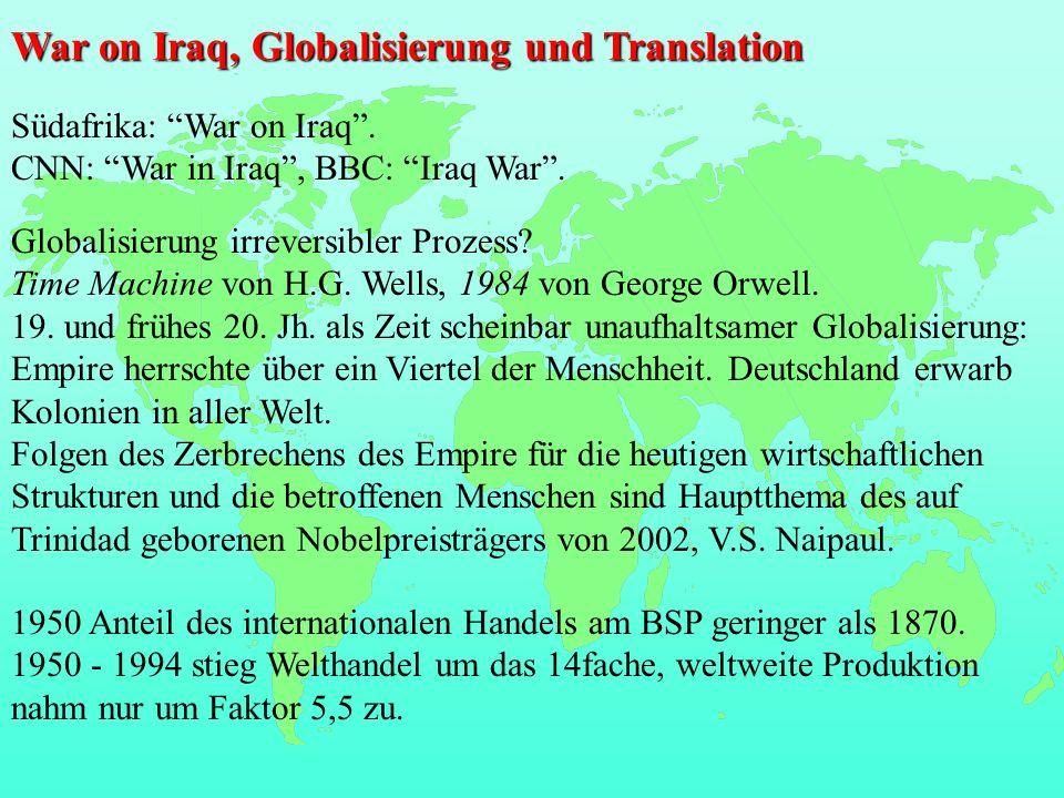 In Vorbereitung Flensburg (FH) MA Internationale Fachkommunikation Germersheim (Univ.