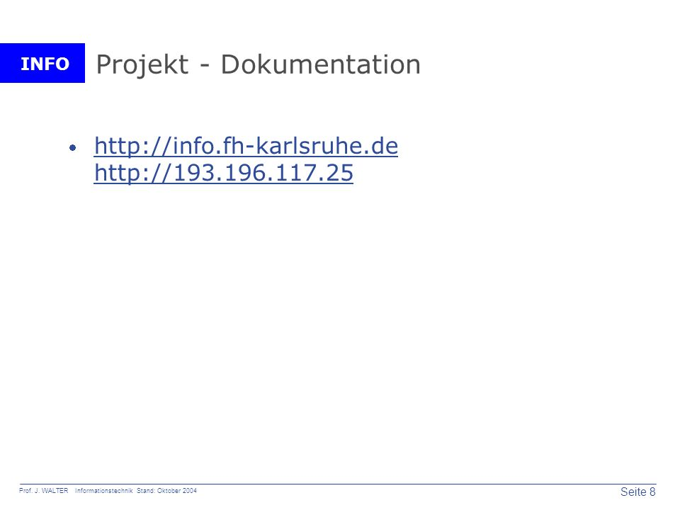 INFO Seite 9 Prof.J.
