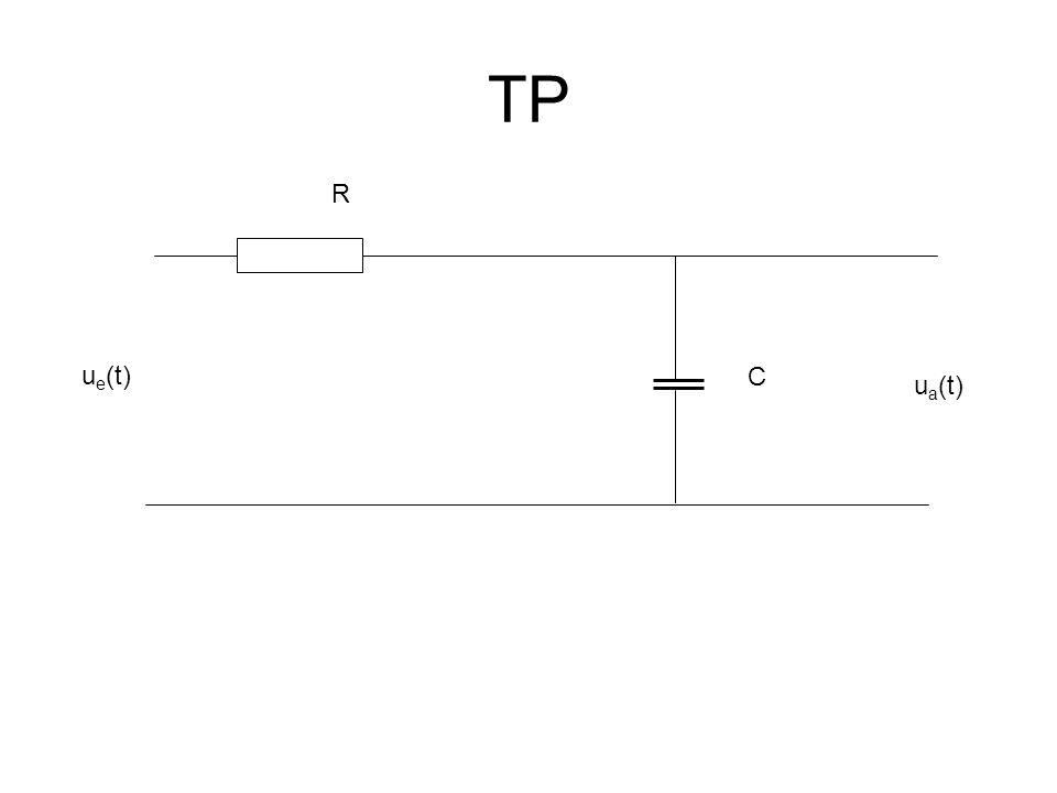 TP C R u a (t) u e (t)
