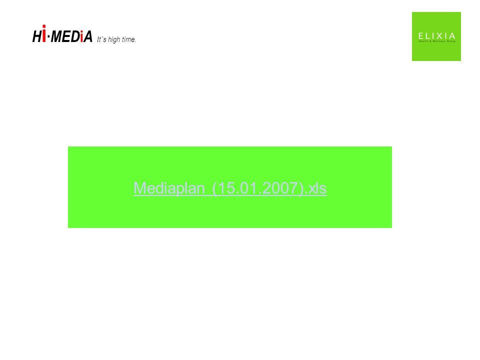 H i MED i A It`s high time. Mediaplan (15.01.2007).xls