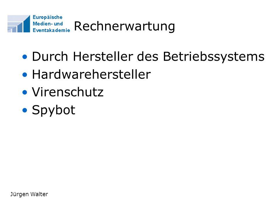 Jürgen Walter Internetadresse www.hit.fh-karlsruhe.de