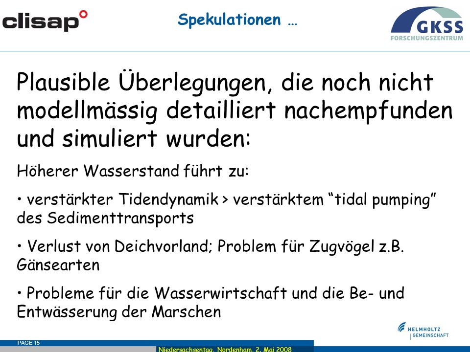 Niedersachsentag, Nordenham, 2.