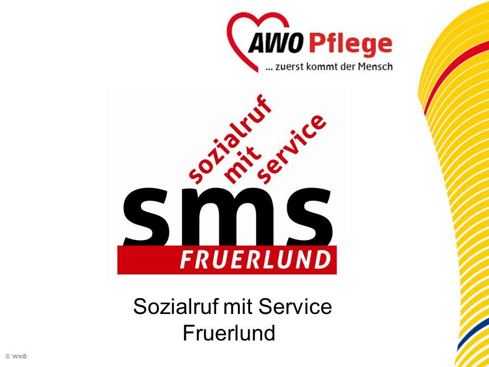 1 © wkö Sozialruf mit Service Fruerlund