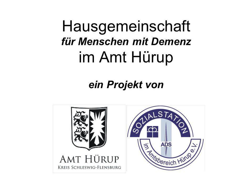 Hausgemeinschaft für Menschen mit Demenz im Amt Hürup ein Projekt von
