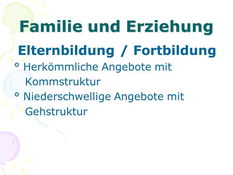 Angebote mit Kommstruktur in Kiel Kurse für Eltern mit Kindern im 1.