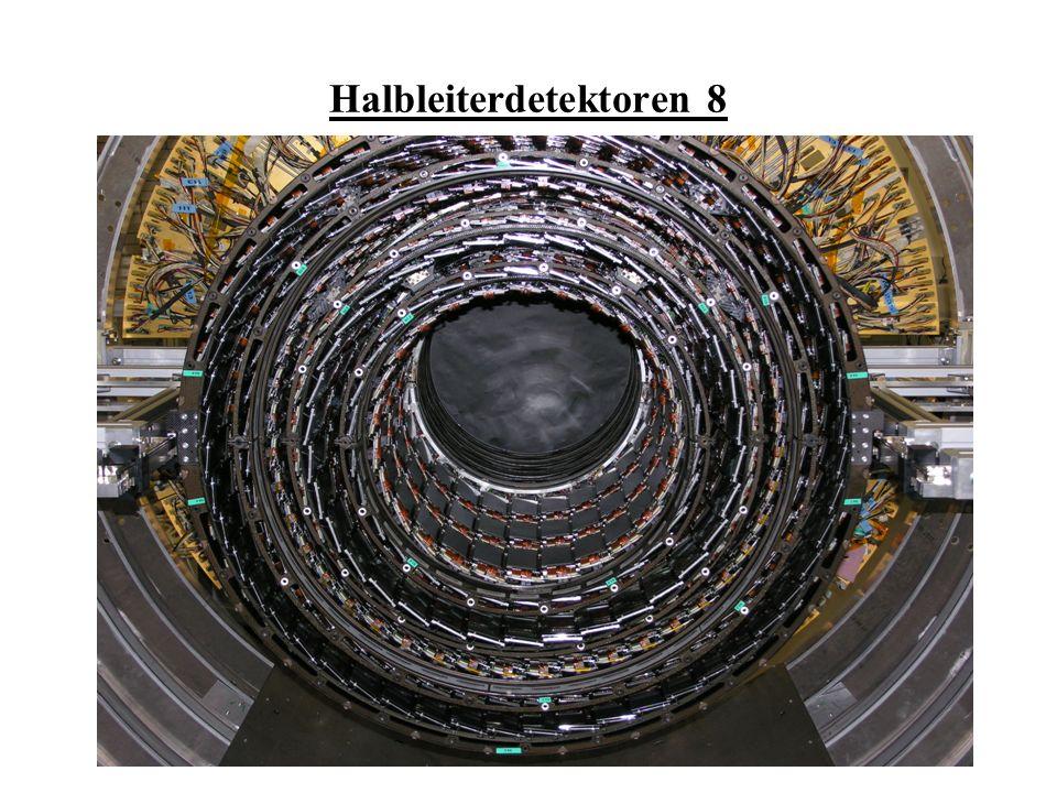 Halbleiterdetektoren 8