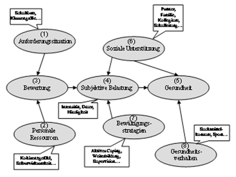 Prof. Dr. Ernst-D. Lantermann, Dr. Elke Döring-Seipel Bewältigung Instrumentelles – problemorientiertes Stressmanagement Informationen suchen, Situati