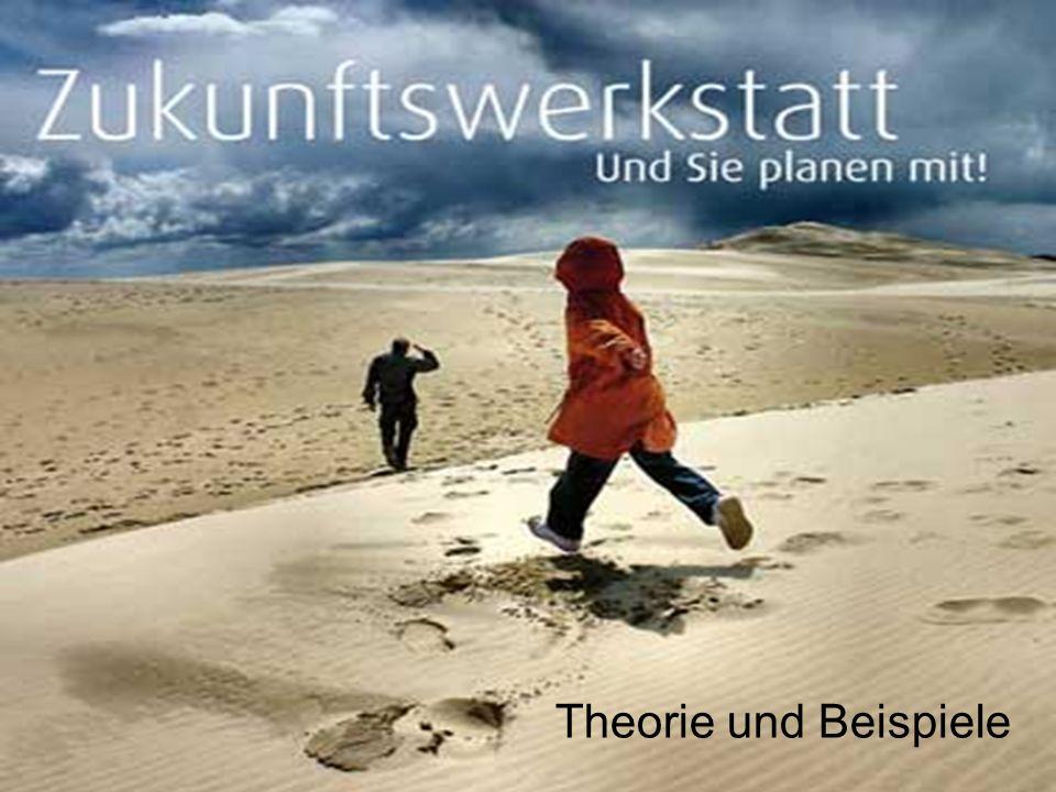 Zukunftswerkstatt Spenge -Aufbau -Anwendungsbereiche -Aufbau der Zukunfts- werkstatt -2 Beispiele - A14 - Stadt Spenge -Fazit