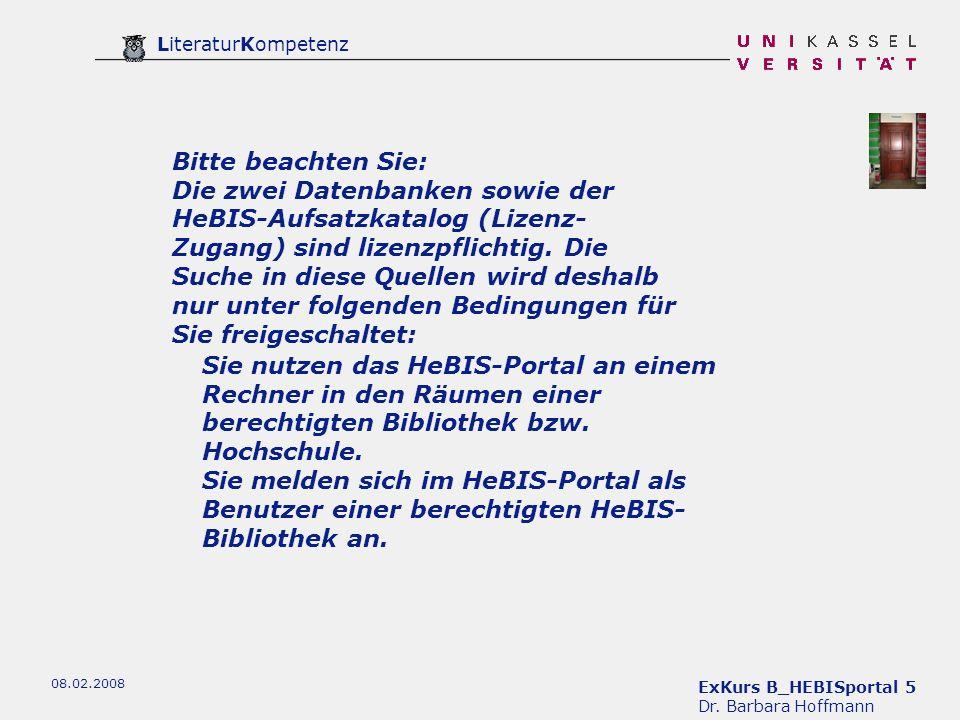 ExKurs B_HEBISportal 5 Dr.