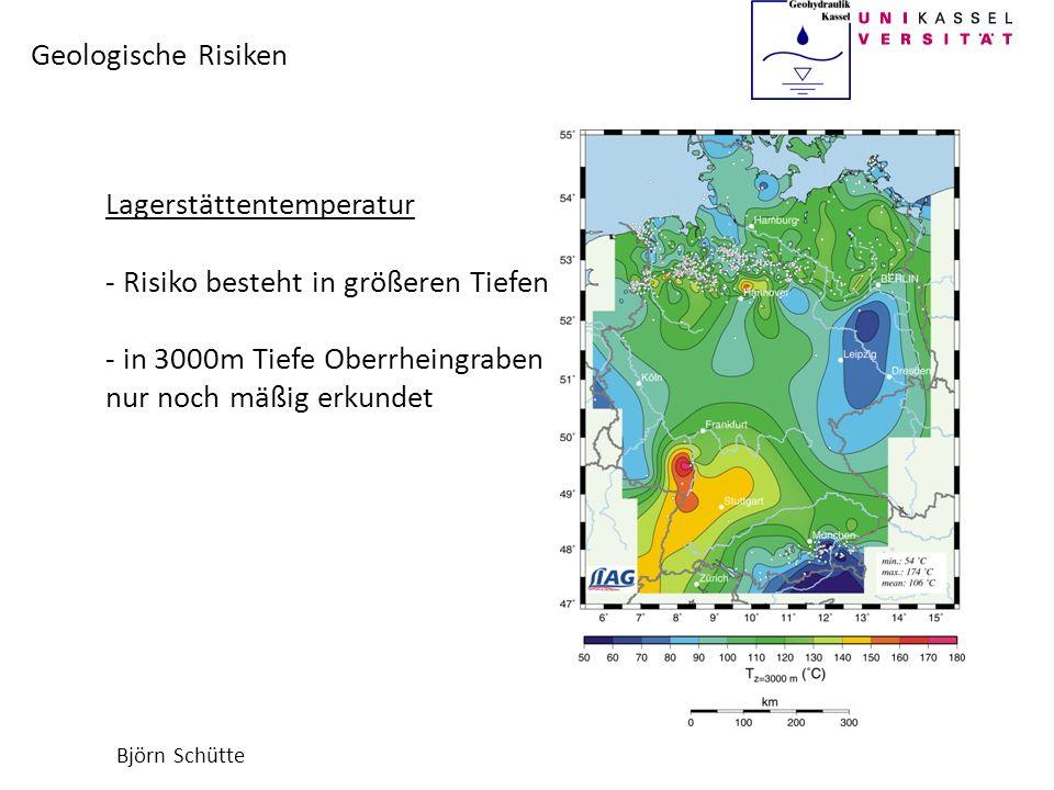 Björn Schütte Quellen -http://www.klimaretter.info/wirtschaft/hintergrund/8876-island-erdwaerme-stinkt-zum-himmelhttp://www.klimaretter.info/wirtschaft/hintergrund/8876-island-erdwaerme-stinkt-zum-himmel -http://www.ee-news.ch/de/erneuerbare/article/19813/geothermie-basel-erschuetterungen-mit- breitenwirkunghttp://www.ee-news.ch/de/erneuerbare/article/19813/geothermie-basel-erschuetterungen-mit- breitenwirkung -http://de.wikipedia.org/wiki/Stromgestehungskostenhttp://de.wikipedia.org/wiki/Stromgestehungskosten -http://www.geothermie.de/wissenswelt/geothermie/einstieg-in-die-geothermie/risiken.htmlhttp://www.geothermie.de/wissenswelt/geothermie/einstieg-in-die-geothermie/risiken.html - http://www.stua-he.nrw.de/projekte/aktuell/imgs/schutzzonen.jpg