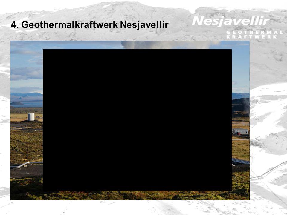 4. Geothermalkraftwerk Nesjavellir