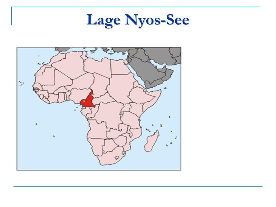 Lage Nyos-See