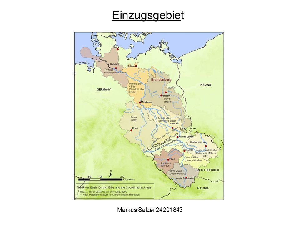 Markus Sälzer 24201843 Einzugsgebiet