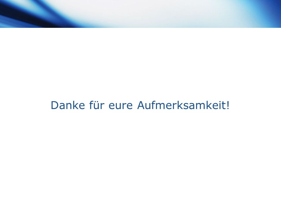 www.themegallery.com Company Logo Danke für eure Aufmerksamkeit!