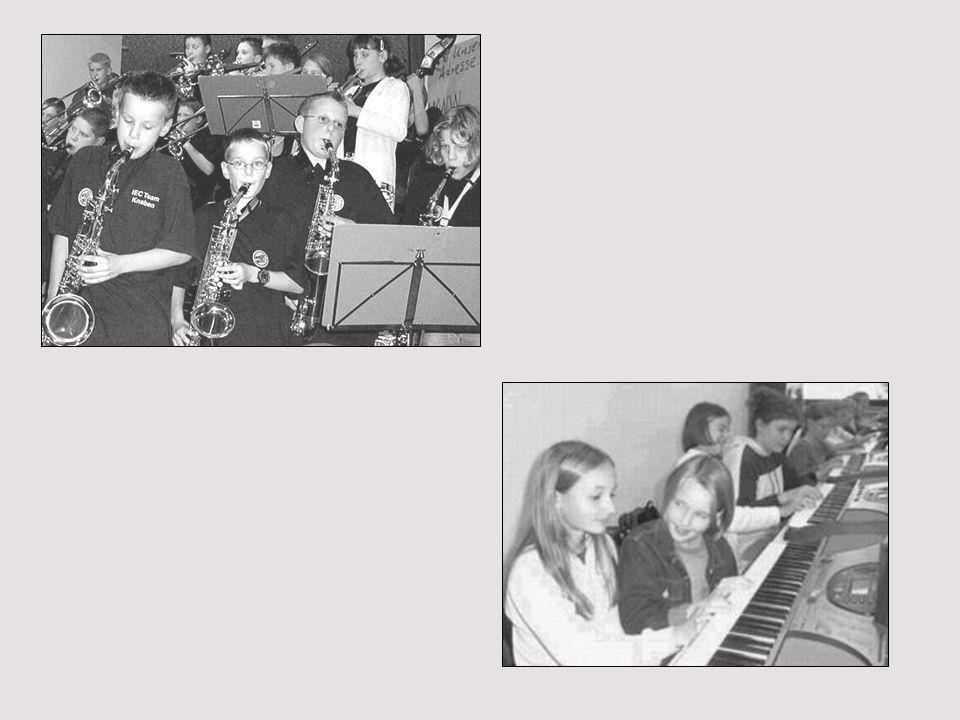 Das Modell Klassenmusizieren Streicher-, Bläser-, Keyboard- oder Vokalklassen