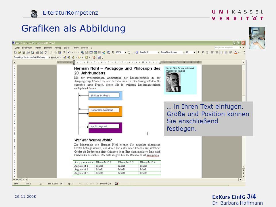 ExKurs EinfG 3/4 Dr.