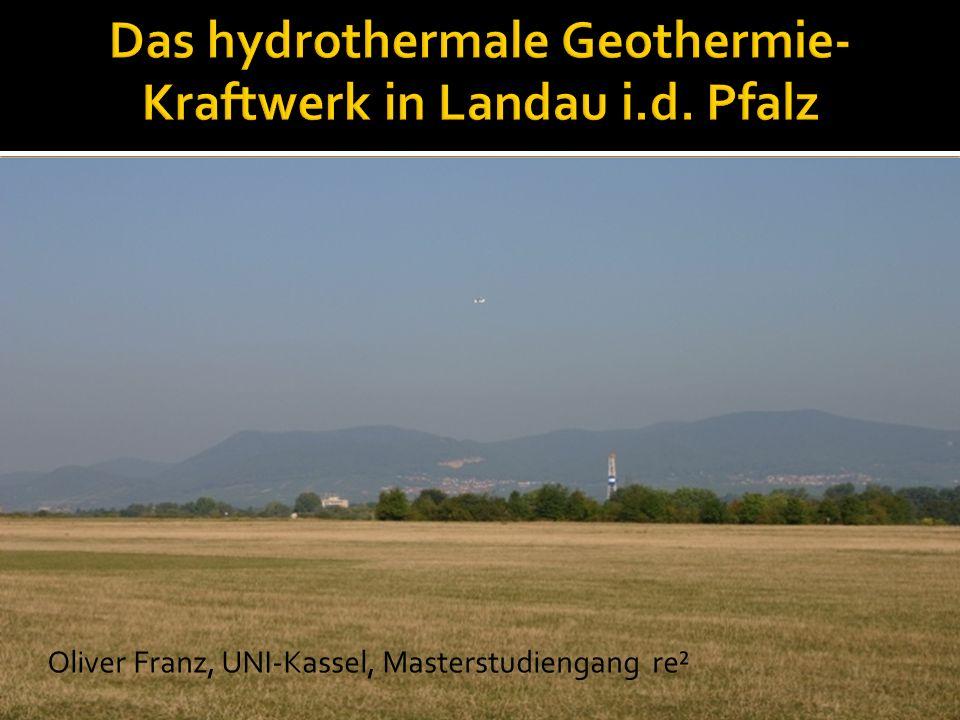 Oliver Franz Oliver Franz, UNI-Kassel, Masterstudiengang re²