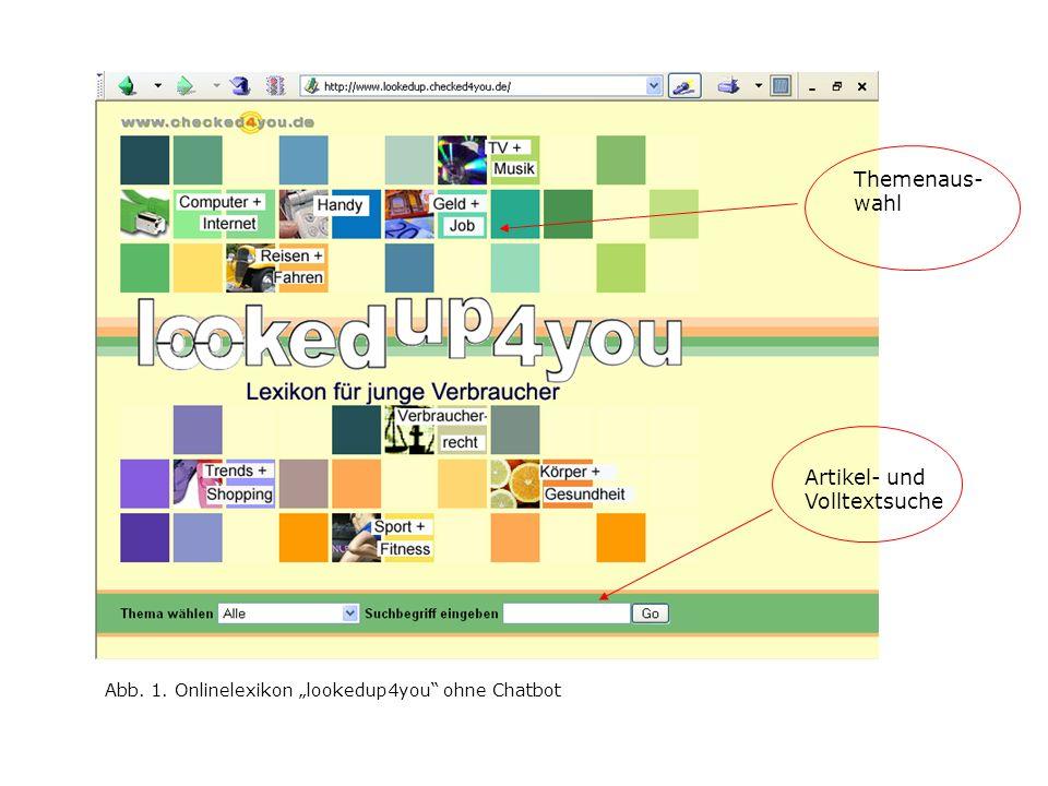 Evaluierung und Training Gliederung Ulrike Spree / 11.10.2007 ProblemLösung Wissensbasis zu klein Ausgabe v.