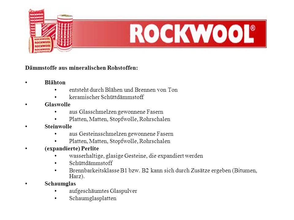 1961 Aufteilung in Steinwolleaktivitäten und andere Geschäftsfelder (Kies, Sand) 1961 Hauptverwaltung Deutschland nun auch in Gladbeck (vormals Köln) 1970 Linie 3 in Gladbeck 1974 Werk Neuburg a.d.Donau (Linie 4) 1976 Bildung Rockwool Int.