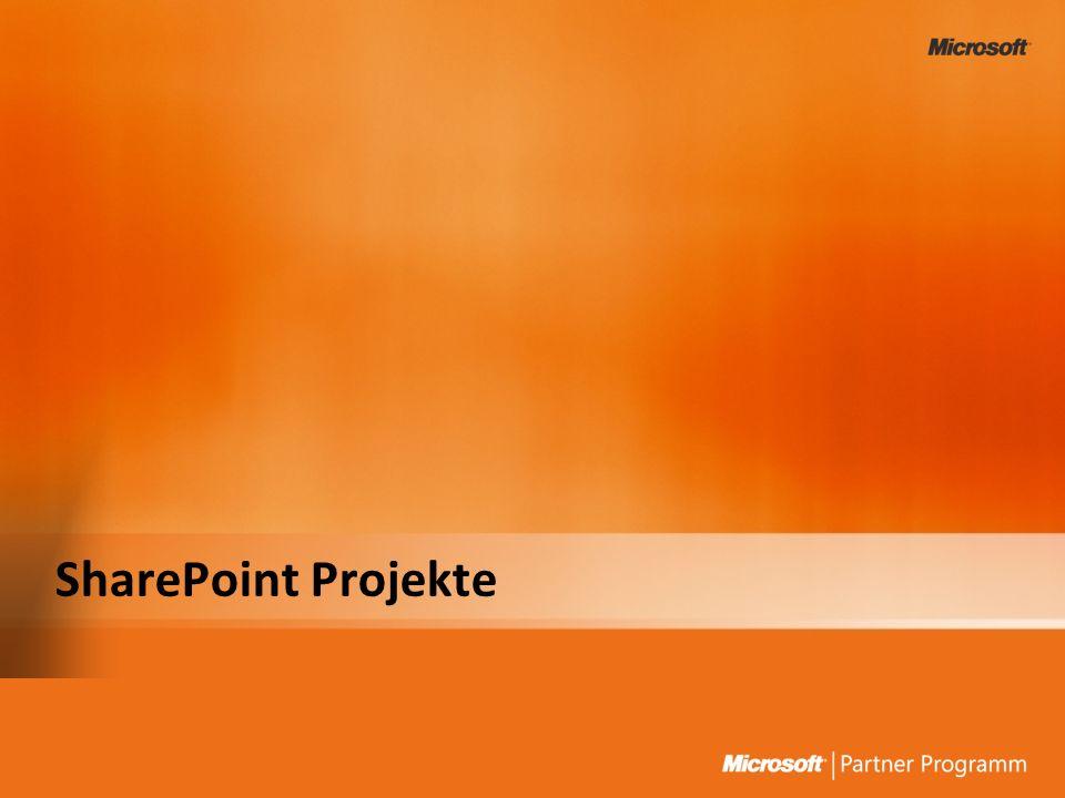 SharePoint Projekte