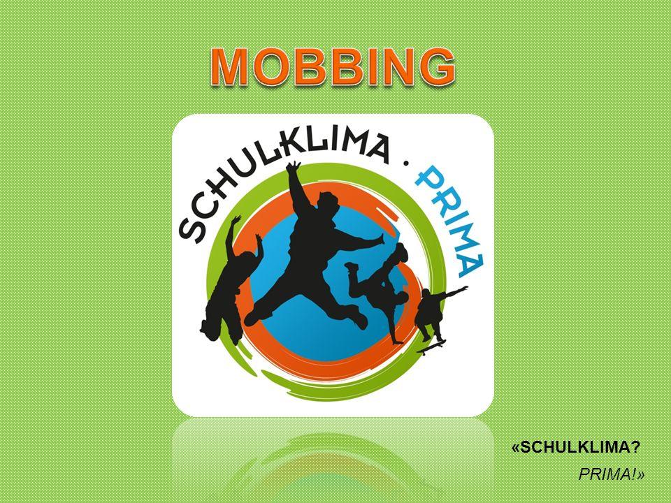 Was ist Mobbing .Mobbing ist in aller Munde, wird aber als Ausdruck oft falsch verwendet, z.B.