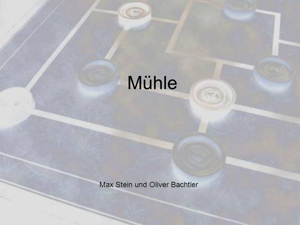 Mühle Max Stein und Oliver Bachtler