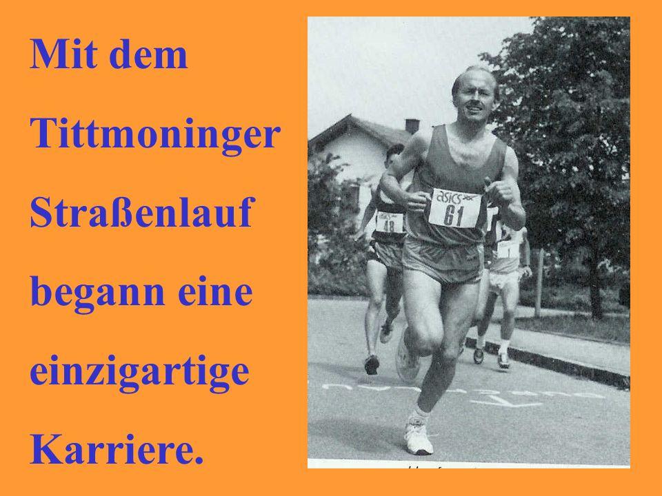 Ja, und wo begann die sportliche Karriere von Hans? Beim SV Kay natürlich!!