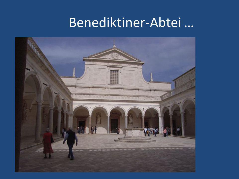 Benediktiner-Abtei …