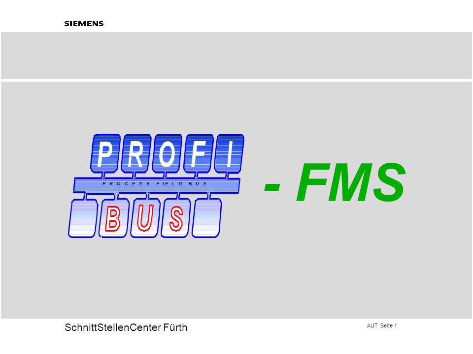 AUT Seite 1 20 SchnittStellenCenter Fürth - FMS