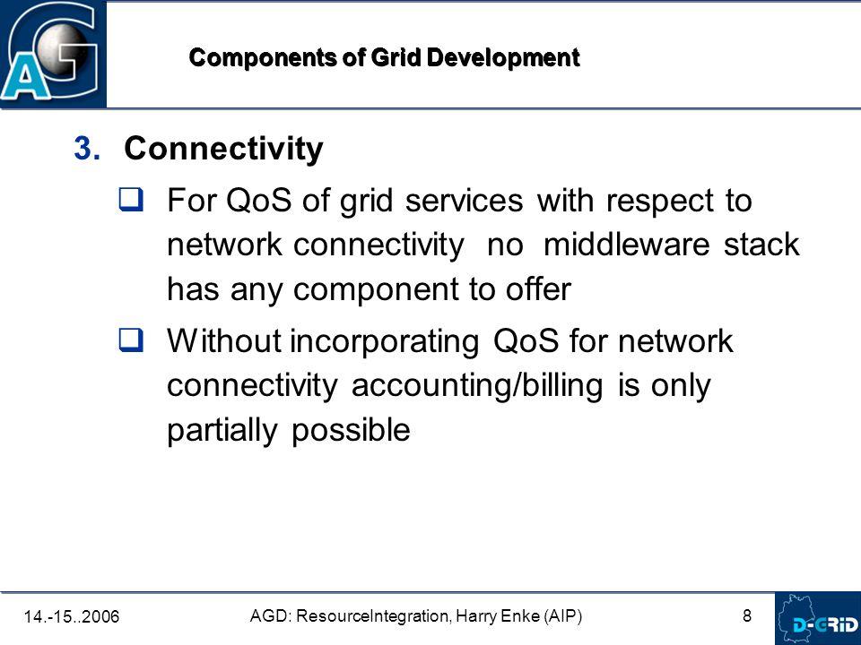 9 AGD: ResourceIntegration, Harry Enke (AIP) 14.-15..2006 4.