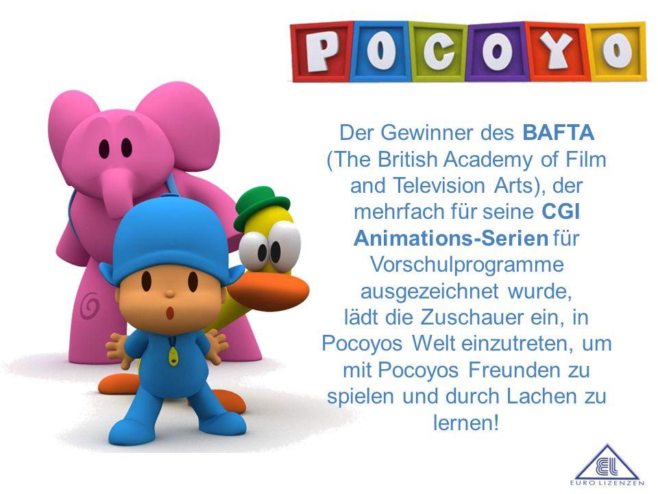 a to p Der Gewinner des BAFTA (The British Academy of Film and Television Arts), der mehrfach für seine CGI Animations-Serien für Vorschulprogramme au