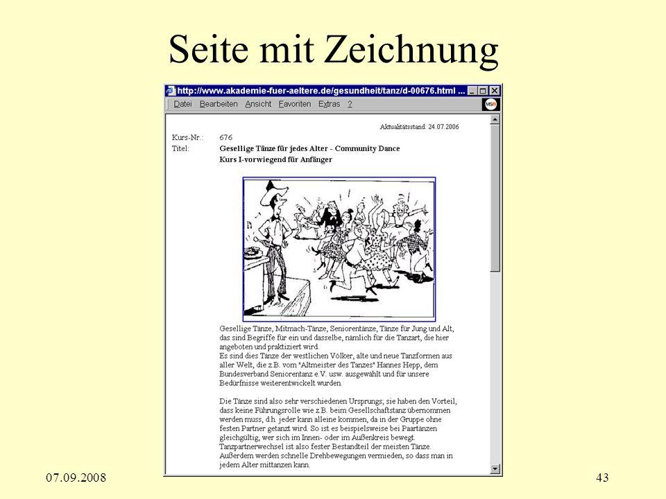 07.09.200843 Seite mit Zeichnung