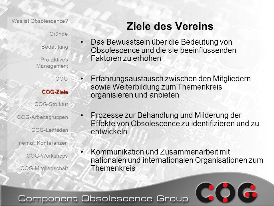COG Deutschland e.V.